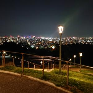 札幌市を一望!旭山記念公園