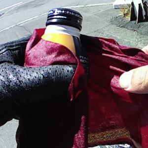 ドリンクホルダー気化熱冷却実験