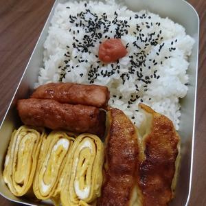 今日のお弁当【夫弁当】
