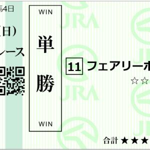 【競馬】第24回秋華賞【G1予想】