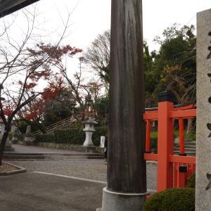 織田信長公をお祀りする健勲神社