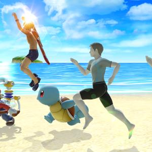 海が綺麗で気持ち良い『ゲーム』といえば・・・・・