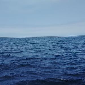 5月4日釣行 船上でのんびり