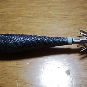 イカ釣り具買い出し