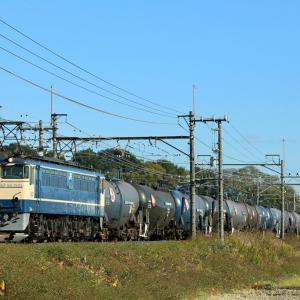 撮り鉄 5582レ カシオペア紀行返却回送