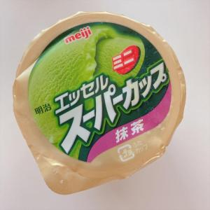 明治エッセルスーパーカップ抹茶(♡ >ω< ♡)ファミリーパック♪