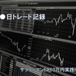 サラリーマンが10万円から始めるFX実践トレード日記