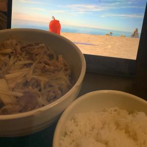 [料理]美味い・安い・早いの豚バラ料理❗️豚バラの焼肉のタレ炒め❗️