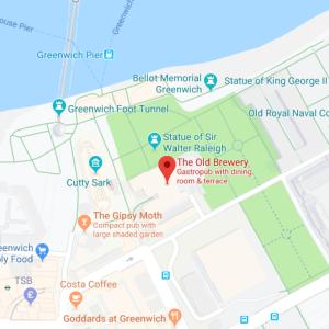 グリニッジ★旧王立海軍大学(Old Royal Naval College)とパブ