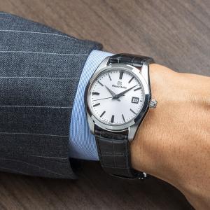 仕事の腕時計は「38ミリ以下のグランドセイコーが最強説」は?お前ドカタにもそれ言えんの?