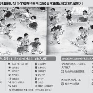 韓国伝統の遊びの大半が日帝残滓だと問題に 韓国政府が調査