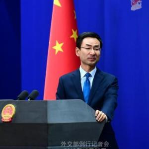 【NHK】NHK「文在寅の『香港・ウイグルは中国の内政問題』発言をどう思う?」 中国報道官「それを私にコメント求める?(笑)」