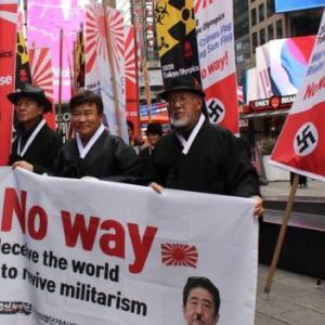【BBC】 旭日旗をめぐる問題 なぜ禁止を求める声があるのか…日本のリベラルな朝日新聞の社旗は、旭日旗に似たデザインを使っている