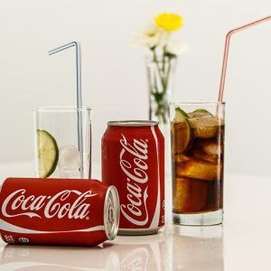 コカ・コーラ 良き決算