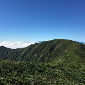 気軽に稜線トラベラー!灼熱の南蔵王縦走コース