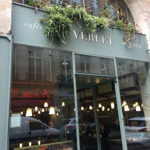 【オススメカフェ】Café Verlet