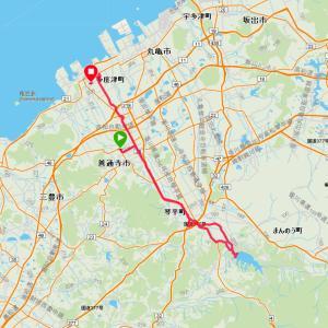 【お遍路2019】#09 1378.5Km歩いた道をGoogleEarthツアーにして