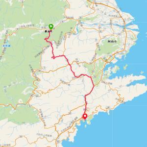 【お遍路2016】#02 35日間歩いた道をGoogleEarthツアーにしてみた DAY06~