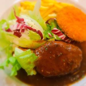 直方イオンでマルゲリータキッチンのハンバーグとステーキランチを堪能!インパクトのあるメニューはコレ!