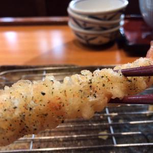福岡豊前の天ぷら 石田橋一修で定食ランチ!10号線沿いの上品な天ぷら屋さん