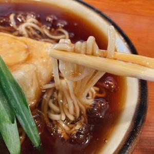 そば処武蔵春日本店でランチ!名物武蔵そば揚げ出し豆腐のあんかけが人気!
