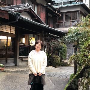 今年初の山行きは熊野古道