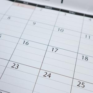 カレンダーに関する雑学