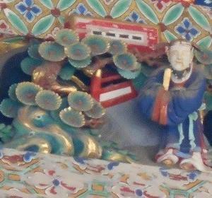 八千戈神社・1 漢文帝