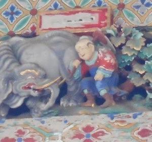 八千戈神社・4 大舜