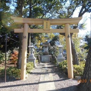 習志野市 琴平神社(ことひらじんじゃ・菊田神社の境内社)