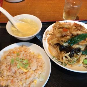 神谷町の南国亭で五目焼きそばを食す!ランチメニューや混雑状況