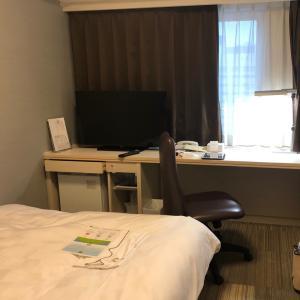 ビジネスホテル暮らし&大好きなおやつ
