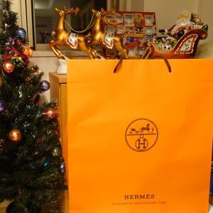 クリスマスは【HERMESエルメス】のご褒美を♪2020年クリスマスのエルメス