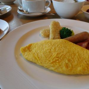 【ウエスティン都ホテル京都】朝食3日分★★ビュッフェでなくセットメニューでした★