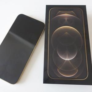 コロナで自粛した自分へのご褒美♪『iPhone12・ProMAX』を買いました★★★