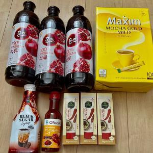 恋しい韓国、、韓国のスティックコーヒーを楽天セールで購入✨