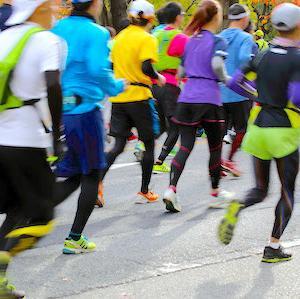 エントリー料値上がりラッシュの中でがんばる「無料」マラソン大会。