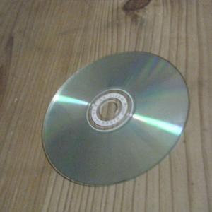 一日一捨てチャレンジ中 CD
