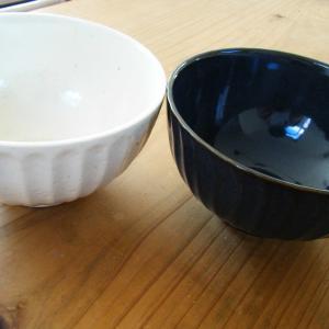 【ダイソー】ほっこり系お茶碗