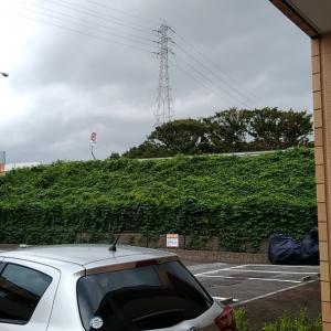 和歌山、曇り~南は晴れ