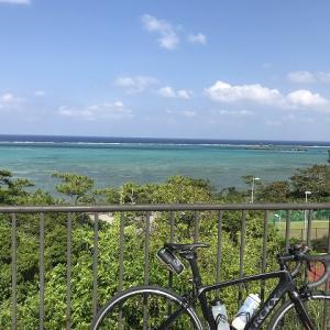 沖縄ロードバイク 万座毛 ランチマップ「TOP RANK」