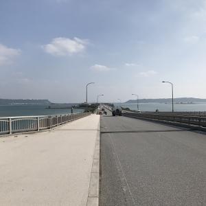 沖縄ロードバイク 海中道路と勝連半島一周 ランチマップ「くわっちぃ食堂 青空」