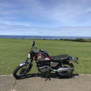 バイク CL400
