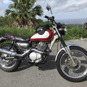沖縄バイク ツーリング 奥武島