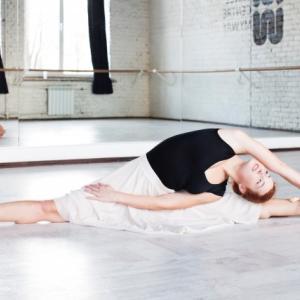 背中と肩の柔軟性〜大人バレエの体験談