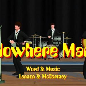 No Where Man(ビートルズ)