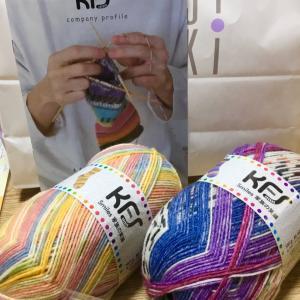 マルティナさんの毛糸フェア ♡