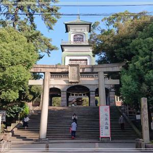 【金沢旅行】尾山神社へ参拝*