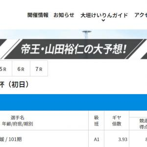 F2 Kドリームス杯買い目情報【大垣競輪予想5/28】