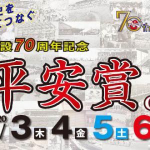 G3 平安賞買い目情報【向日町競輪予想9/3】